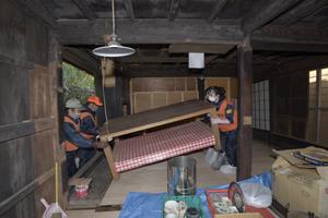 伊豆大島土石流災害(続報)のサムネイル画像