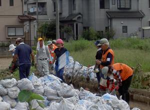 広島市北部 土砂災害のサムネイル画像