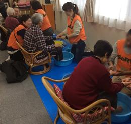 東日本大震災 福島県大玉村での活動のサムネイル画像