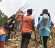 Kathmandu郊外Bungamatiで支援活動のサムネイル画像