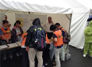 東京都・立川市合同総合防災訓練に参加のサムネイル画像