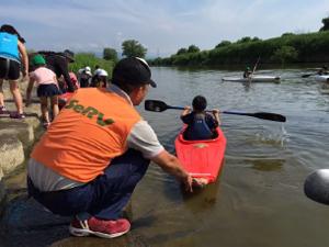 東日本大震災 週末保養プログラムに参加のサムネイル画像