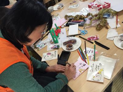 平成28年熊本地震 仮設住宅での足湯活動のサムネイル画像
