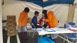 鹿児島マラソン2017 ボランティアに参加のサムネイル画像