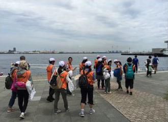 SeRV東京 「WFPウォーク・ザ・ワールド」に参加のサムネイル画像