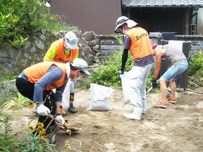 平成30年7月豪雨 広島県での活動のサムネイル画像