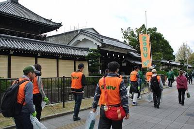 「京都・まち美化大作戦」に参加のサムネイル画像