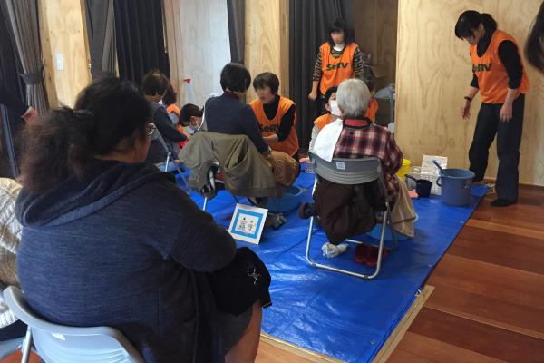 平成30年7月豪雨 岡山での復興支援のサムネイル画像