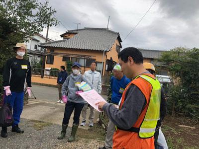 令和元年台風19号 静岡県での活動のサムネイル画像