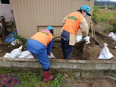令和元年台風19号 岩手県での活動のサムネイル画像