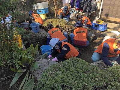 令和元年台風19号 栃木県での活動のサムネイル画像