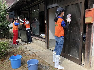 令和3年8月の大雨 SeRV佐賀の活動のサムネイル画像